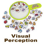 Visual perceptual activities